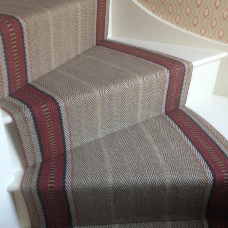 Stair runner detail